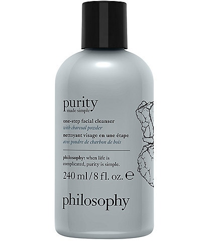 philosophy Purity One-Step Facial Cleanser with Charcoal Powder