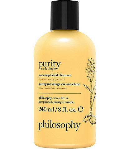 philosophy Purity One-Step Facial Cleanser With Turmeric Extract
