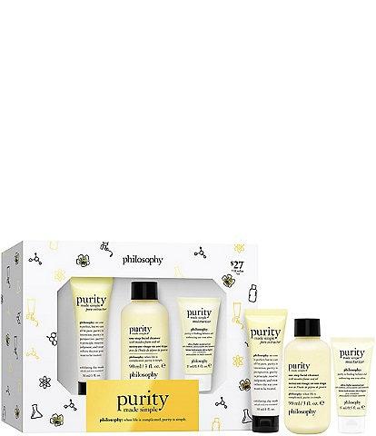 philosophy purity Trial Set