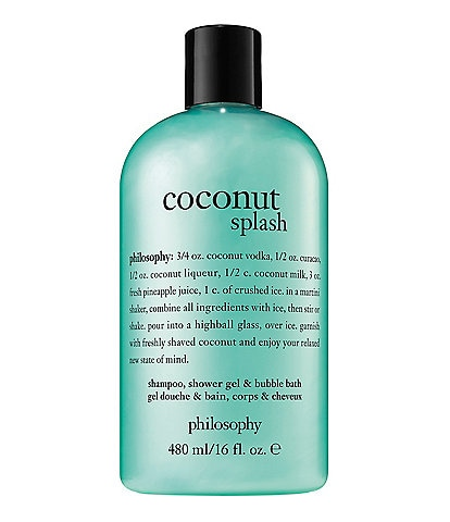 philosophy Shower Gel Coconut Splash
