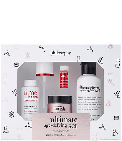 philosophy Ultimate Age-Defying Miracle Worker Trial Set