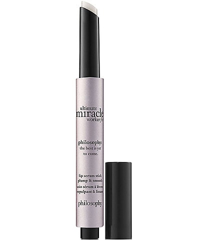 philosophy Ultimate Miracle Worker Fix Lip Serum Stick Plump And Smooth