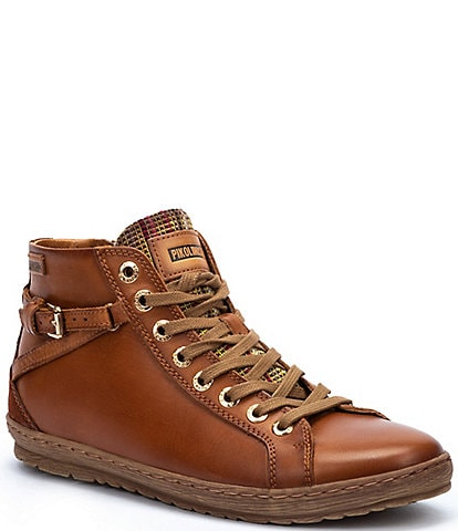 Pikolinos Lagos 901 Leather Ankle Boots
