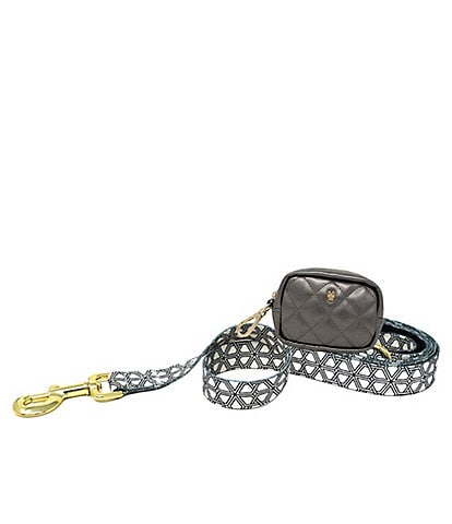 Pink Papyrus Avery Leash and Melissa BFF Mini™ Bag