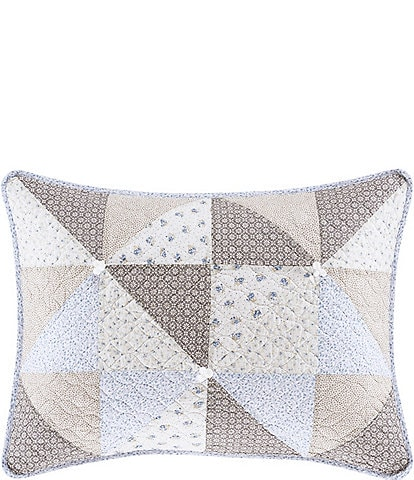 Piper & Wright Paige Quilted Pillow Sham