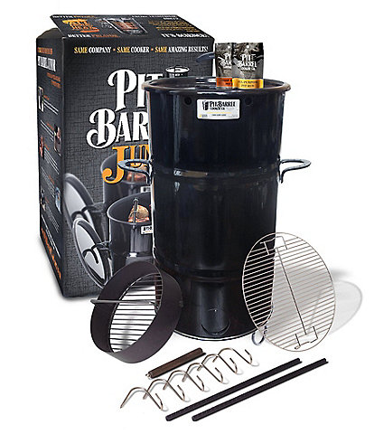 Pit Barrel 14#double; Cooker Junior