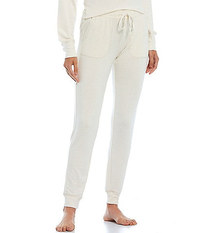 PJ Salvage Essentials French Terry Banded Joggers