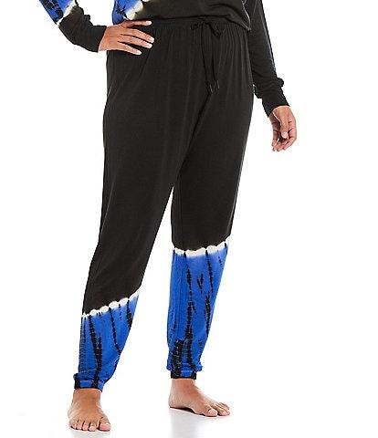 PJ Salvage Plus Lounge Fleece Drawstring Coordinating Jogger Pants