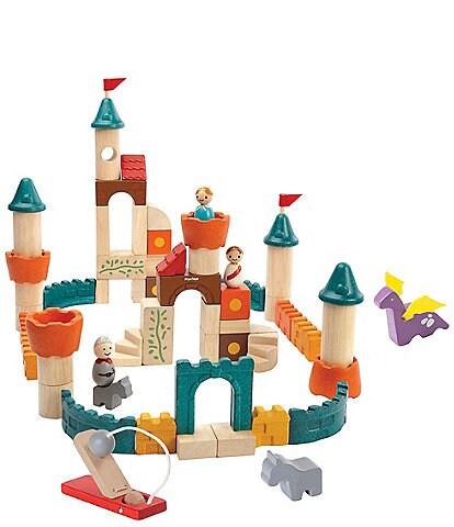 Plan Toys 60 Piece Fantasy Blocks