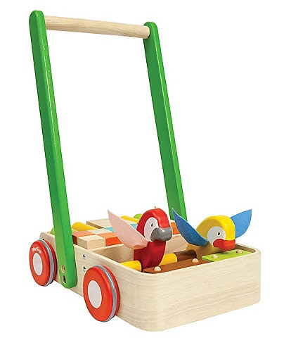Plan Toys Push/Pull Bird Walker