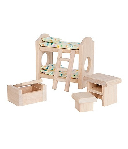 Plan Toys Children's Bedroom Classic Set