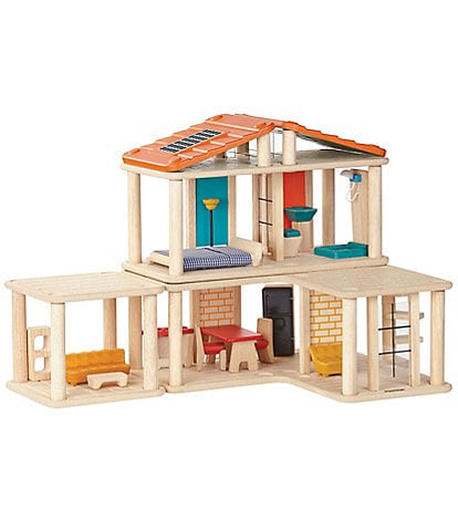 Plan Toys Creative Playhouse With Furniture