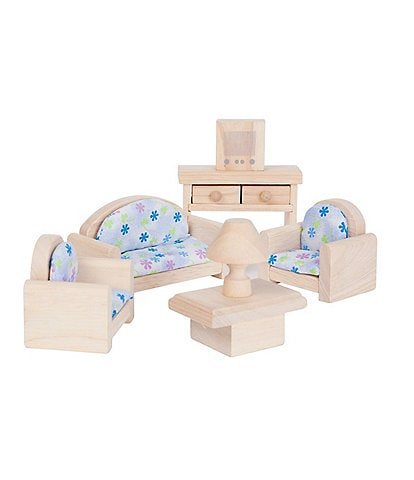 Plan Toys Living Room Classic Set