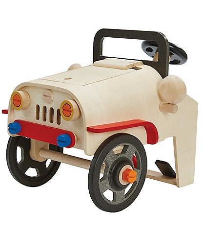 Plan Toys Motor Mechanic Play Set