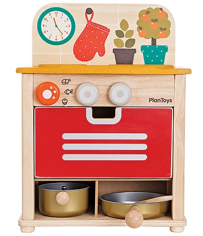 Plan Toys Toy Kitchen Set