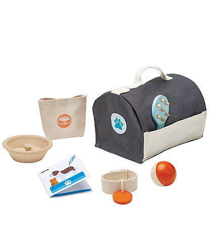 Plan Toys Toy Pet Care Set