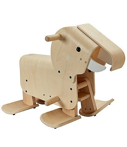 Plan Toys Walking Elephant Ride On Toy