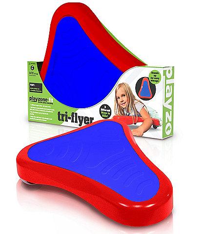 Playzone-fit Tri-flyer