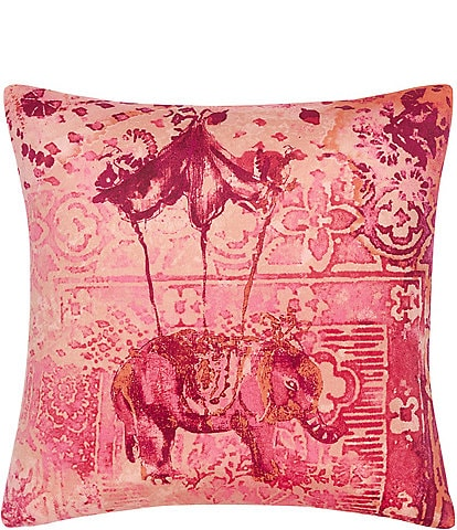 Poetic Wanderlust by Tracy Porter Verity Square Decorative Pillow