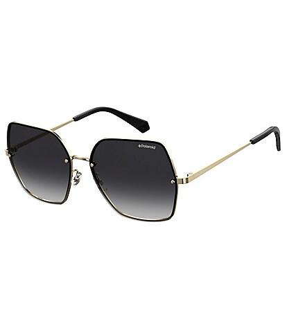 Polaroid Polarized Square Sunglasses