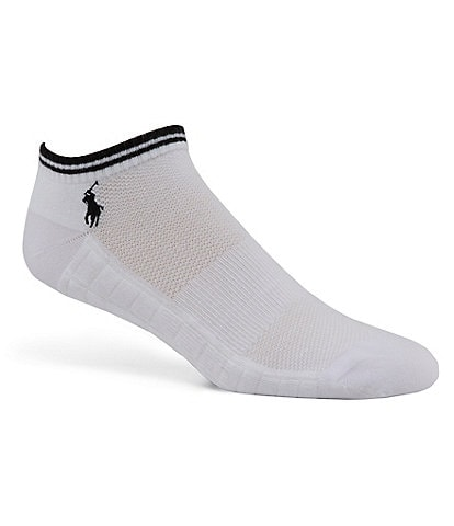 Polo Ralph Lauren 10-13 3-Pack Athletic Ankle Socks