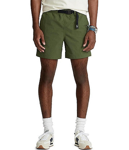 Polo Ralph Lauren 6#double; Inseam Lightweight Hiking Recycled Materials Shorts
