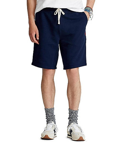 Polo Ralph Lauren 9 1/2#double; Inseam Fleece Shorts