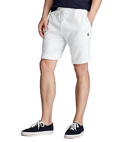Polo Ralph Lauren 9 1/2#double; Inseam Fleece Shorts