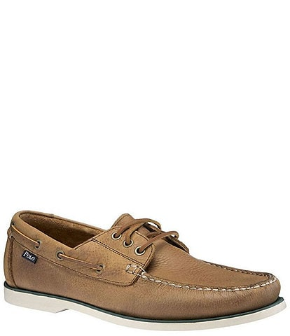 Polo Ralph Lauren Men's Bienne Boat Shoes