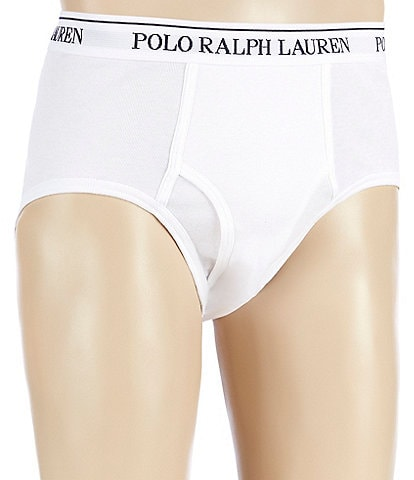 Polo Ralph Lauren Big & Tall Classic-Fit Briefs 2-Pack