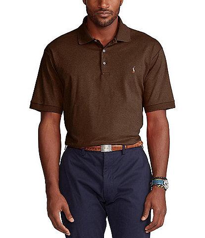 Polo Ralph Lauren Big & Tall Classic-Fit Soft Cotton Short-Sleeve Polo Shirt