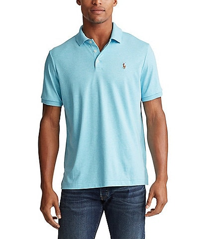 Polo Ralph Lauren Big & Tall Classic-Fit Soft Cotton Short-Sleeve Polo Shirt