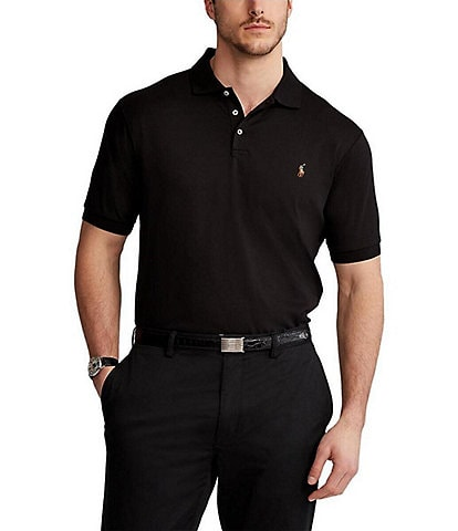 Polo Ralph Lauren Big & Tall Soft Cotton Short-Sleeve Polo Shirt