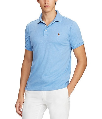 ad9a35ed1f Polo Ralph Lauren Big   Tall Classic-Fit Cotton Soft Solid Short-Sleeve Polo