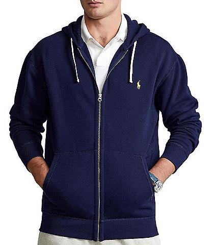 Polo Ralph Lauren Big & Tall Classic Fleece Full-Zip Hoodie