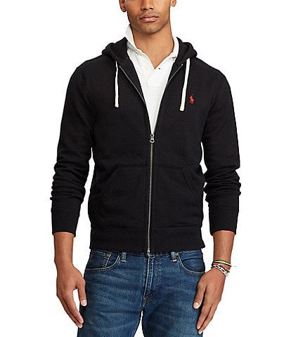 Polo Ralph Lauren Big & Tall Classic Fleece Full-Zip Hoodie