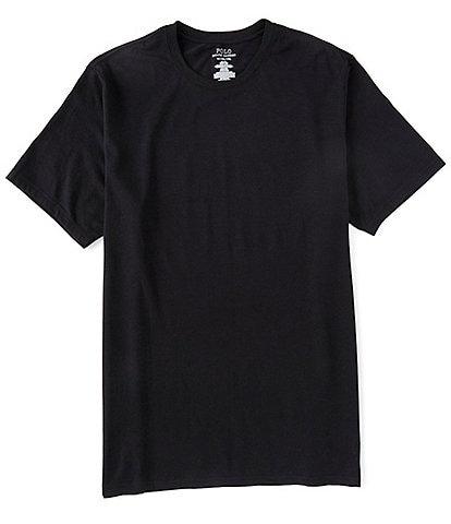 Polo Ralph Lauren Big & Tall Classic Stretch Crewneck T-Shirts 3-Pack