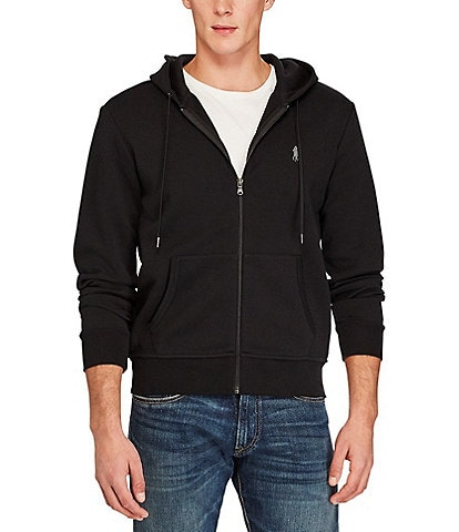 Polo Ralph Lauren Big & Tall Double-Knit Full-Zip Hoodie