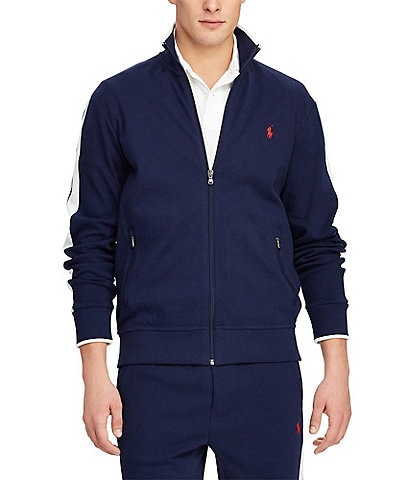 Polo Ralph Lauren Big & Tall Full-Zip Track Jacket