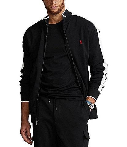 Polo Ralph Lauren Big & Tall Full-Zip Track Jacket