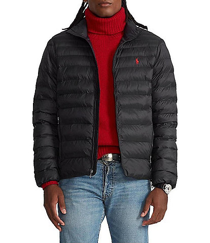 Polo Ralph Lauren Big & Tall Packable Quilted Jacket