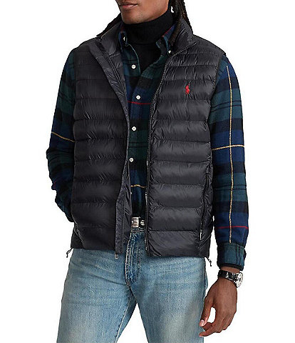 Polo Ralph Lauren Big & Tall Packable Quilted Vest