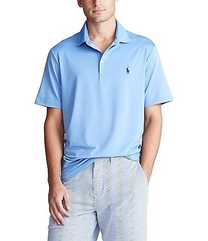 Polo Ralph Lauren Big & Tall Performance Jersey Short-Sleeve Polo Shirt