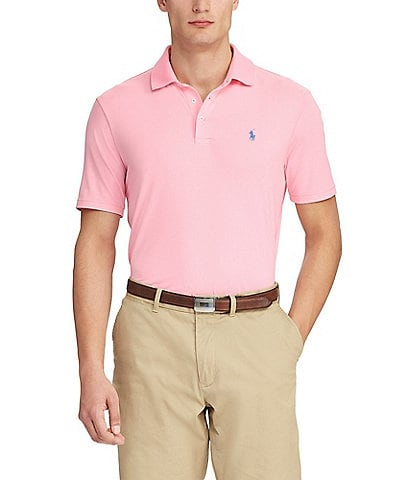 Polo Ralph Lauren Big & Tall Classic-Fit Performance Short-Sleeve Polo Shirt