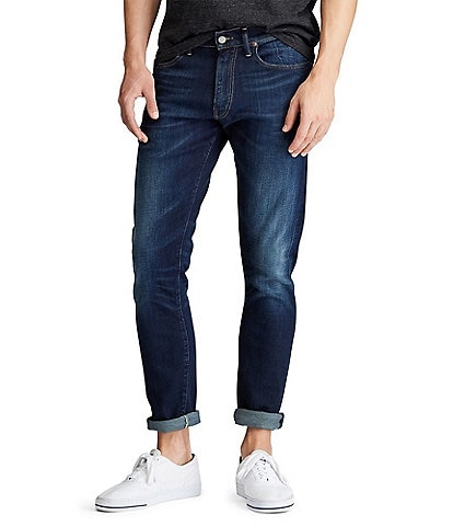 Polo Ralph Lauren Big & Tall Prospect Murphy Straight-Fit Stretch Jeans