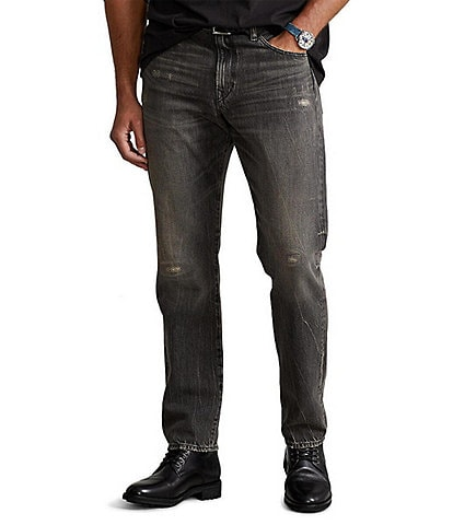 Polo Ralph Lauren Big & Tall Prospect Straight-Fit Jeans