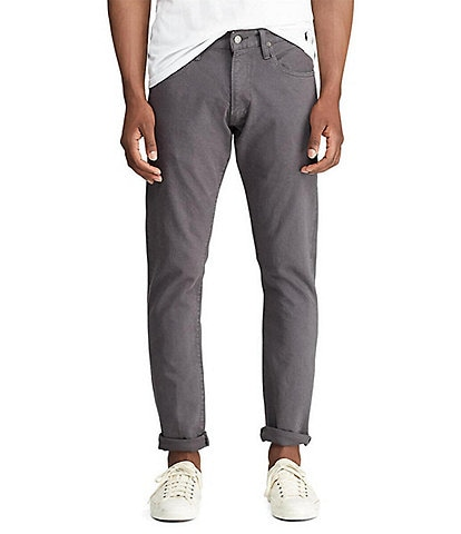 Polo Ralph Lauren Big & Tall Prospect Straight-Fit Stretch Jeans