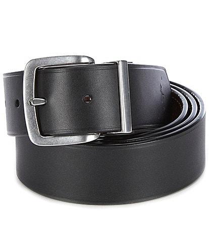 Polo Ralph Lauren Big & Tall Reversible Leather Belt