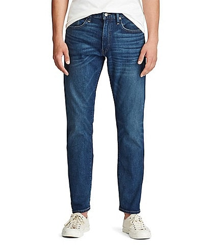 Polo Ralph Lauren Big & Tall Rockford Prospect Straight-Fit Stretch Jeans