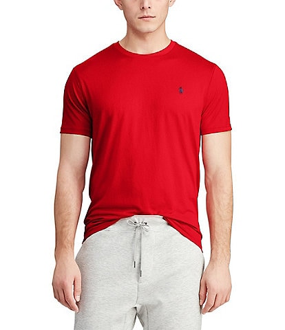 Polo Ralph Lauren Big & Tall Solid Active-Fit ThermoVent Performance Jersey Short-Sleeve Tee